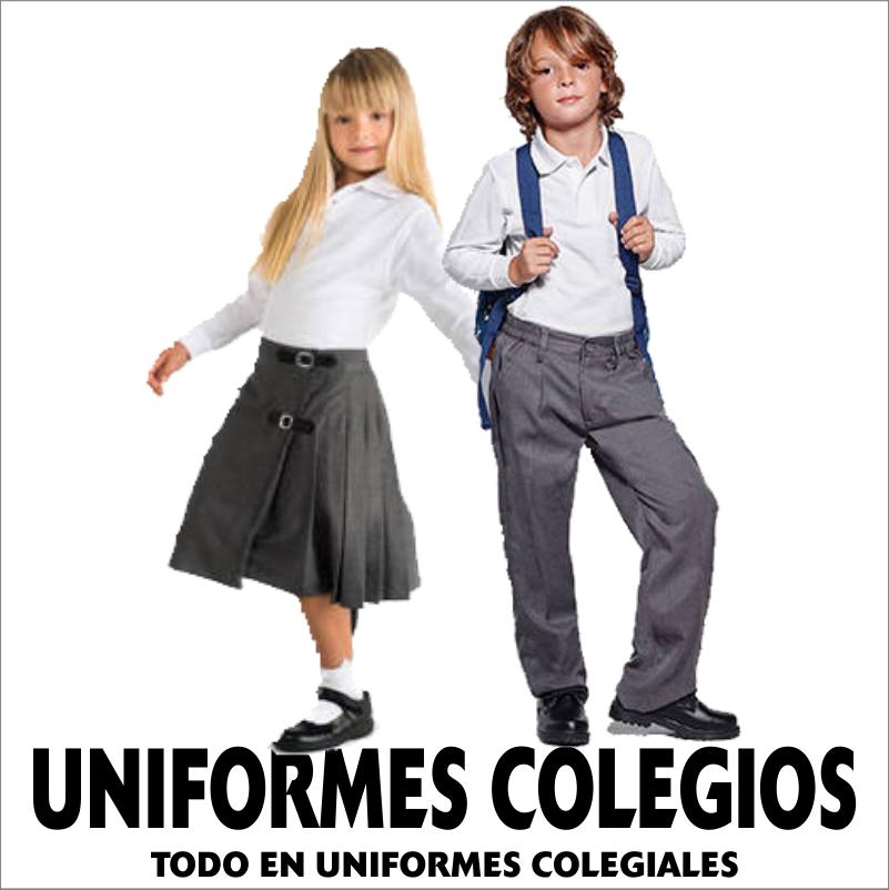 UNIFORMES COLEGIOS