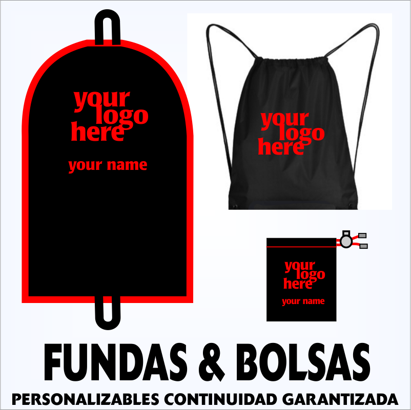 FUNDAS Y BOLSAS