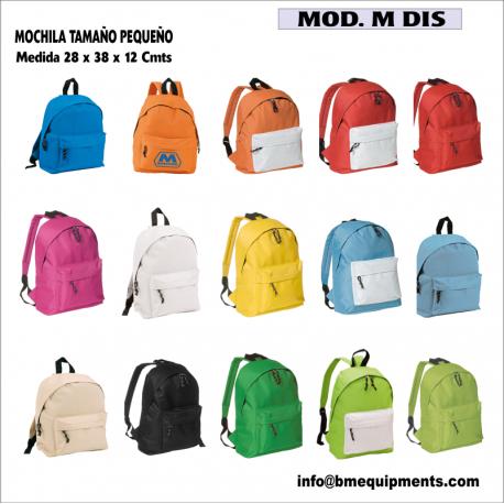 MOCHILA M DIS