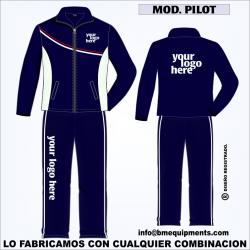CHANDAL PILOT MARINO BLANCO ROJO