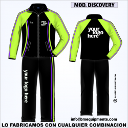 CHANDAL DISCOVERY 01
