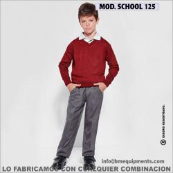 MODELO SCHOOL 125
