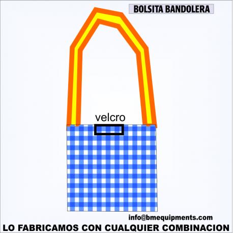 BOLSITA BANDOLERA