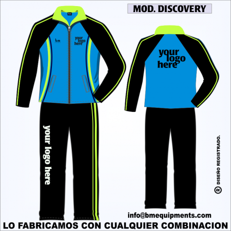 CHANDAL DISCOVERY ROYAL NEGRO PISTACHO
