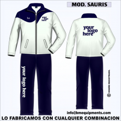 CHANDAL SAURIS BLANCO MARINO