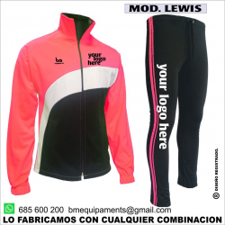 CHANDAL LEWIS CORAL- NEGRO