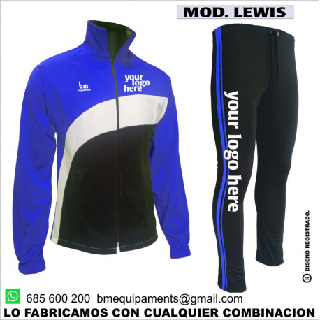 CHANDAL LEWIS ROYAL - NEGRO