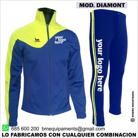 CHANDAL DIAMONT ROYAL - AMARILLO FLUOR