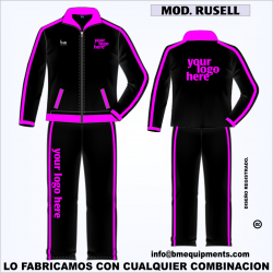 CHANDAL RUSELL NEGRO ROSA