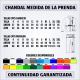 CHANDAL CAROLE FUCSIA - NEGRO