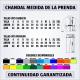 CHANDAL CARREY  VERDE - NEGRO