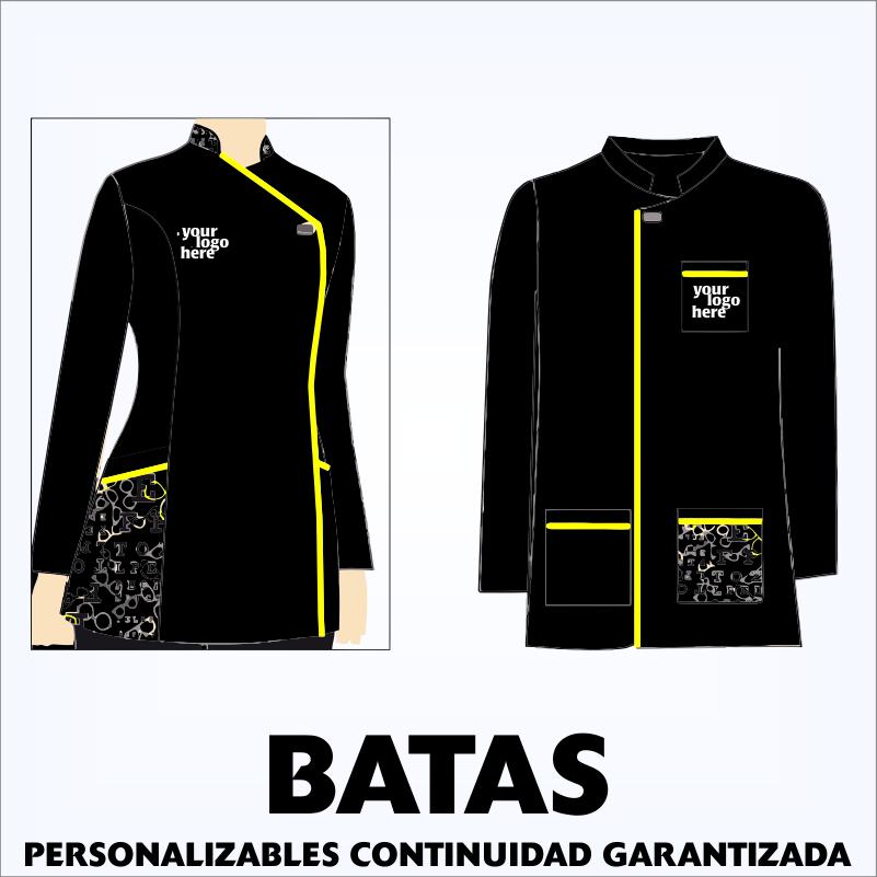 BATAS PERSONALIZADAS