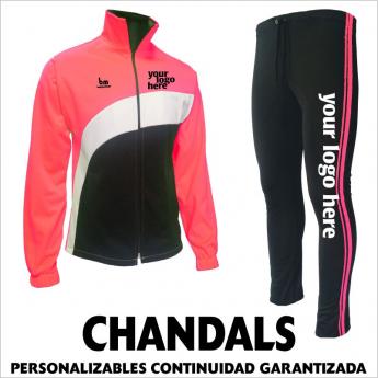 CHANDALS PERSONALIZADOS
