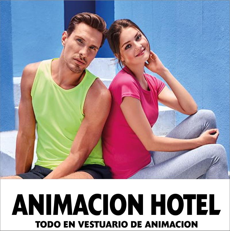 ANIMACIÓN HOTEL